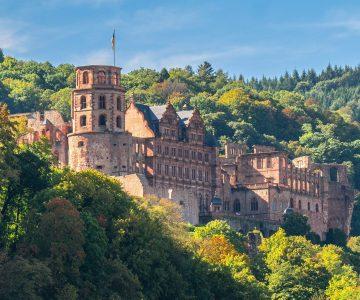 Schloss Heidelberg DHBW Projekt Engineering